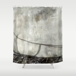 Empu Mburing Shower Curtain