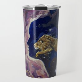 Aslan Is On the Move Travel Mug