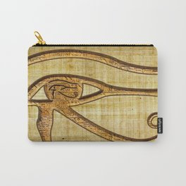 The Wadjet - Ancient Egyptian Eye of Horus Carry-All Pouch