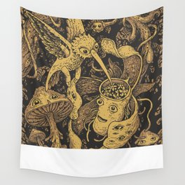 colibry Wall Tapestry