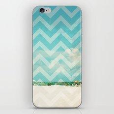 Chevron Beach Dreams iPhone & iPod Skin