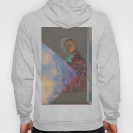 Wrapped in Flowers, Living in the Clouds Hoody