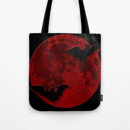 Vampyre Moon Tote Bag