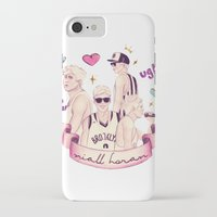 niall horan iPhone & iPod Cases featuring niall horan by Inflomora