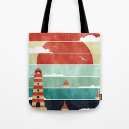 Coming Home. Tote Bag