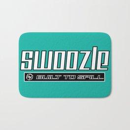 Swoozle - Never Say Die Bath Mat