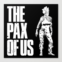 The PAX of Us Canvas Print