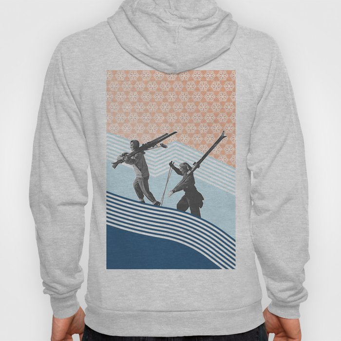 Finding the Perfect Line Hoody
