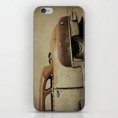 Rusty Chrysler De Soto iPhone & iPod Skin