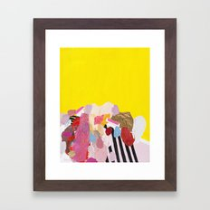 Monumental Framed Art Print
