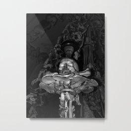 Sedlec II Metal Print