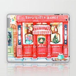 Toys Gifts Games Winter Laptop & iPad Skin