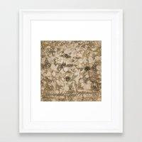 da vinci Framed Art Prints featuring da Vinci Angels by Bruce Stanfield