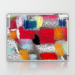 Multicolor grey Laptop & iPad Skin