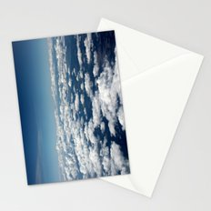 plane view Stationery Cards
