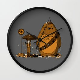 My Neighbour Chewie II Wall Clock