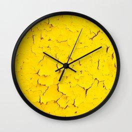 You Make Me Feel Wall Clock