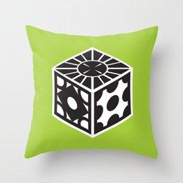 Lament Configuration Throw Pillow