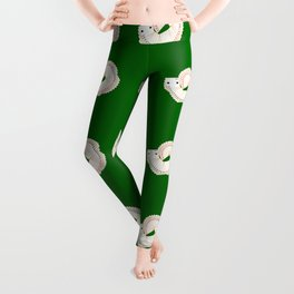 Playing Card Spread Leggings