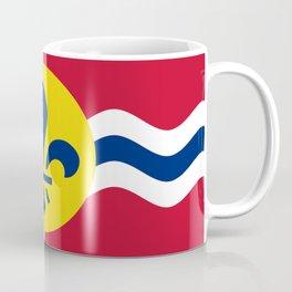 Flag of Saint Louis Coffee Mug