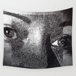 Watchful Mind Wall Tapestry