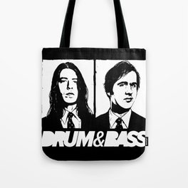 Nirvana DNB Tote Bag