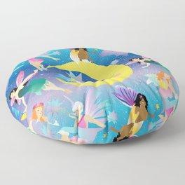 Fairy Dreamland Floor Pillow