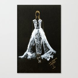 Fashion forward Canvas Print