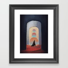 Phenomenon Framed Art Print