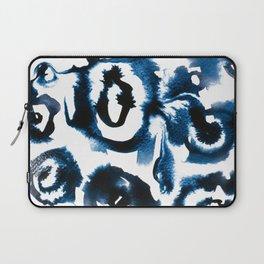 Evil Eye Indigo Laptop Sleeve