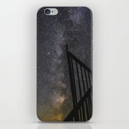Country Milky Way iPhone Skin
