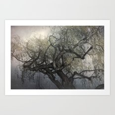 The Whispering Tree Art Print