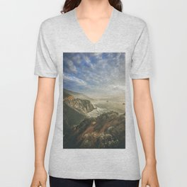 Big Sur Daydream Unisex V-Neck