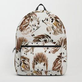 Hedgehogs Backpack