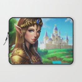 Princess Zelda pinup Laptop Sleeve