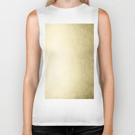 Simply Gilded Palace Gold Biker Tank