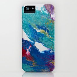 Breath of God iPhone Case