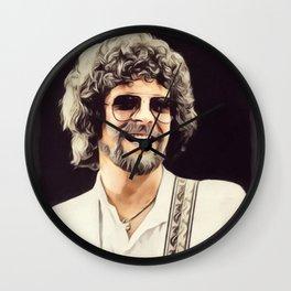 Jeff Lynne, Music Legend Wall Clock
