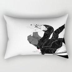 Cough it Up Rectangular Pillow