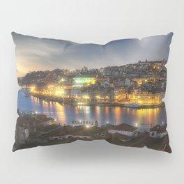 Panoramic Porto Potugal Pillow Sham