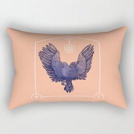 Hugin & Munin Rectangular Pillow
