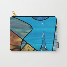 Angles of Nature ~ Design 03 Water Carry-All Pouch