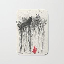 Into The Woods Bath Mat