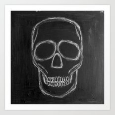 No. 57 - The Skull Art Print