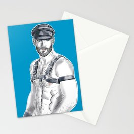 Gear Guy Stationery Cards