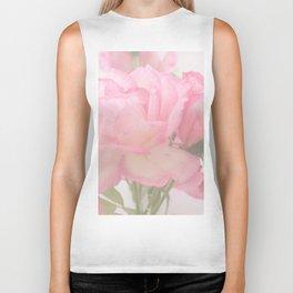 Gentleness - Soft Pink Rose #1 #decor #art #society6 Biker Tank