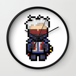 soldier 76 16-bit Wall Clock