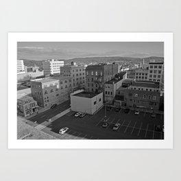 Model City Art Print