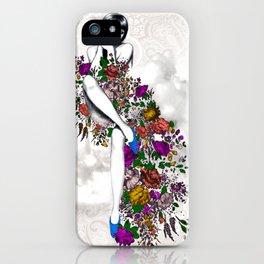 Garden Dress iPhone Case