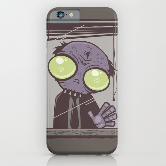Office Zombie iPhone & iPod Case